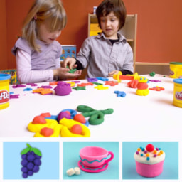 Plasticina Play Doh