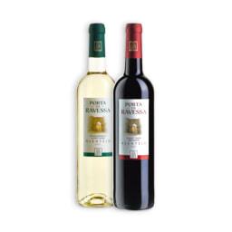 PORTA DA RAVESSA® Vinho Branco / Tinto Alentejo DOC