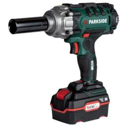 Parkside® Aparafusadora de Impacto 20 V com Bateria