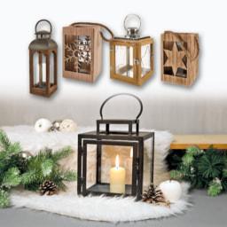 Living Art® Lanterna de Natal