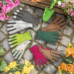 GARDEN FEELINGS® Luvas Jardinagem Homem/ Senhora