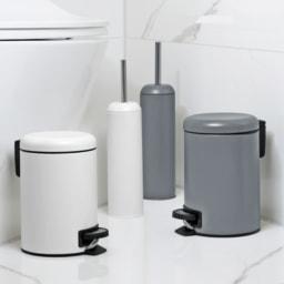 HOME CREATION® Piaçaba/ Balde do Lixo para WC