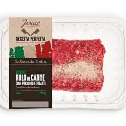 JARUCO® Rolo de Carne Recheado com Presunto e Tomate