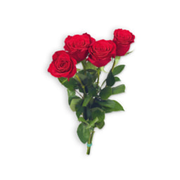 Ramo de 4 Rosas