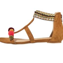 ESMARA BY HEIDI KLUM® Sandálias em Pele para Senhora