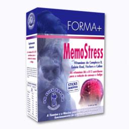 Forma + Memória e Stress